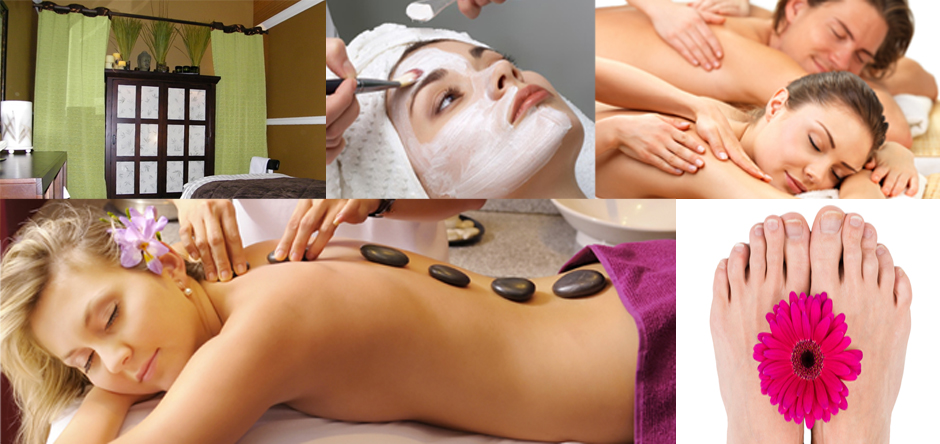 Treat yourself or somone else to a blissful escape at our spas and salon - gift certificates available