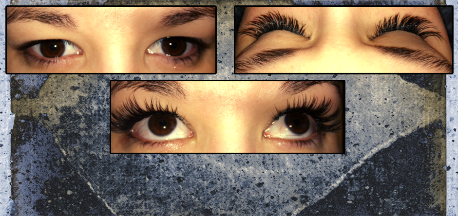 Flaunt your eyes with our professional eyelash extensions